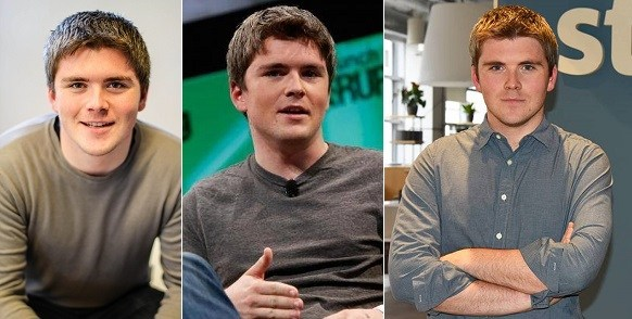 Meet John Collison, the Youngest Self-made Billionaire in the World!