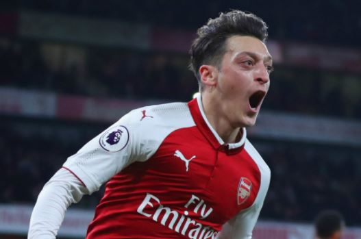 Ozil Close To Signing New Arsenal Contract