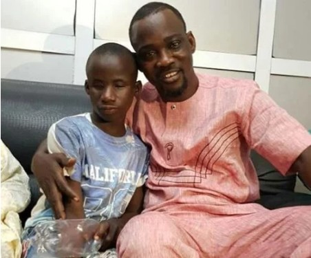 Watch Video Of Pasuma Fulfilling The Dream Of A Physically-Challenged Child Who Has Been Dying To Meet Him