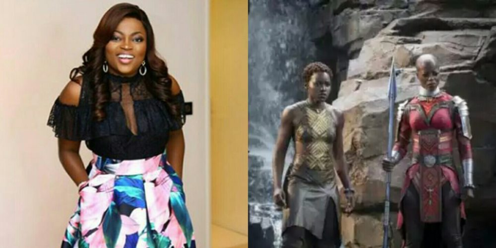 7 Things You Should Know About Funke Akindele's Role In The Hollywood Movie, Avengers (PHOTOS)