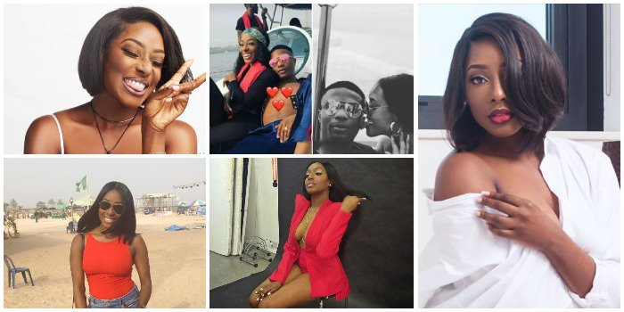 This is what we know about Wizkid's Alleged New Girlfriend and Nollywood Actress, Dorcas Shola Fapson – Checkout their loved up photos