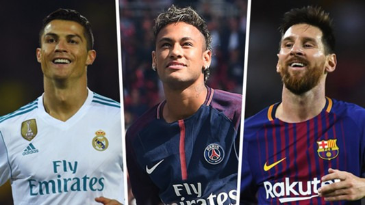 PSG Star Neymar Is Most Valuable Player In Europe Ahead Of Lionel Messi… Cristiano Ronaldo Is Ranked 49th (See full list)