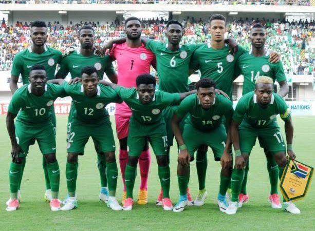 See Super Eagles Position In January's FIFA Ranking