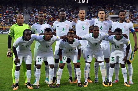 Super Eagles To Play England At Wembley On June 2