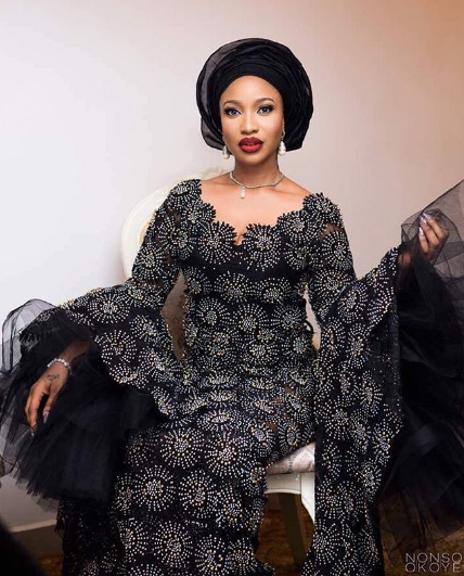 'Any Man that wants to Condemn You will go dumb' – Tonto Dikeh Goes Spiritual for the Gram