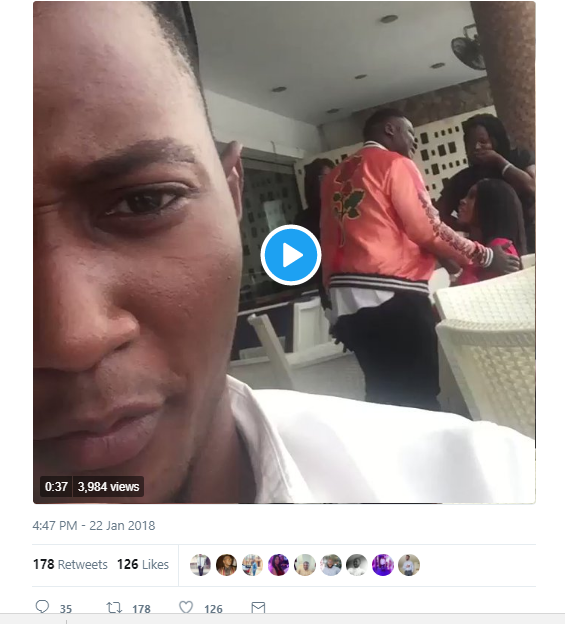 Another Lady Gets Rejected By Her Boyfriend After She Proposed In Lagos (Video)