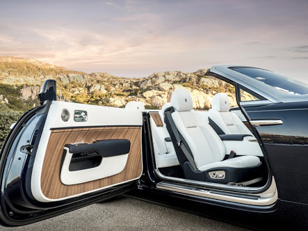 Luxury & Class: The New Rolls Royce Sweptail (Photos)