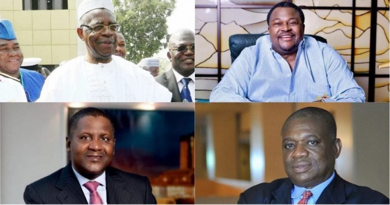 These are the Top 10 Rich Men in Nigeria 2017/2018 – See Their Net Worth (Photos)