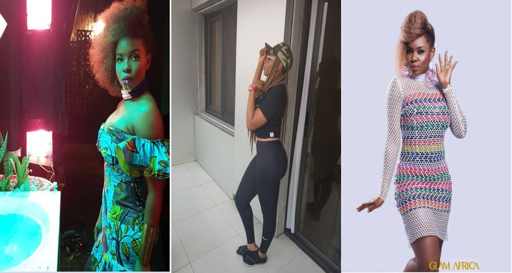 Nigerian Singer, Yemi Alade Melts Internet with Curvy Photos