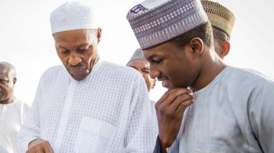'Yusuf Buhari Recovers, Ready For Discharge'