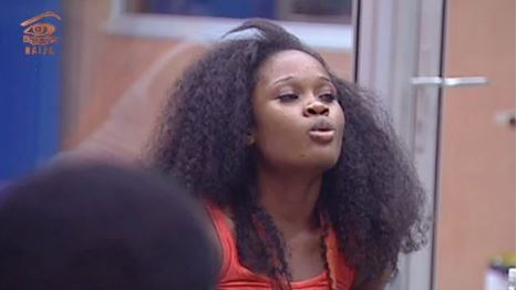 #BBNaija I Can't See Without My Lashes – Cee C Cries Out