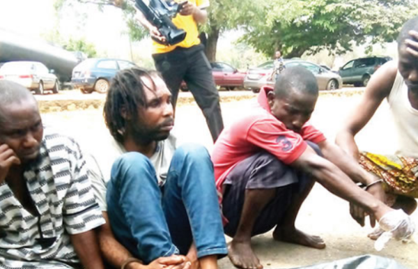 Alfa Nabbed With A Pastor With Human Parts For Money Ritual (See Photo)