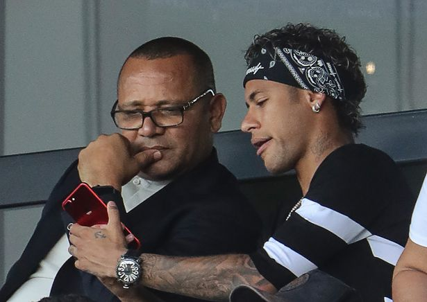 Neymar's Father Blasts PSG Coach Over His Son's Injury Ahead Of Real Madrid Clash