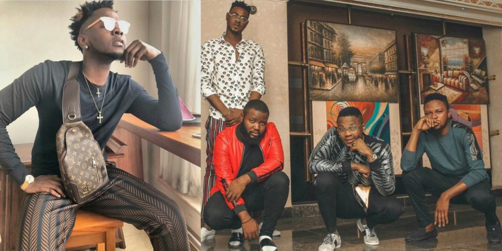 Kiss Daniel Announces The Signing Of Two New Members To His Established Flyboy INC