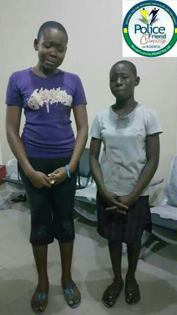 Photo: Police Gun Down Notorious Kidnappers In Rivers State, Rescue Two Teens