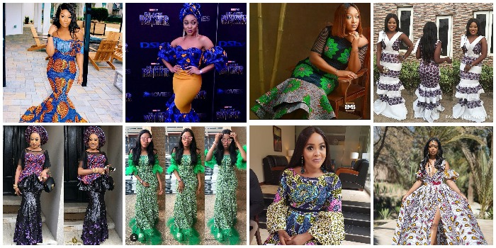 "Ladies Here Are Some ""Osha Pra Pra"" Ankara Styles (Photos)"