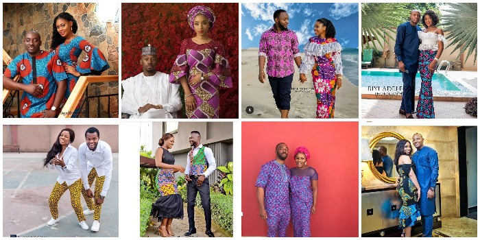 Couple Goals!! Checkout How These 20 Couples Slay in Lovely Ankara Outfit