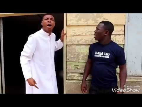 Comedy Video: Woli Agba – Between Dele and His Friend, Whose Father Can Fight The Most?