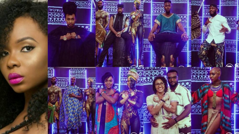 Checkout Stunning Photos From Yemi Alade 'Wakanda' Theme Birthday Party