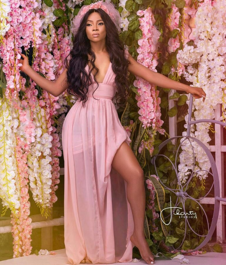 """Everyone you meet is fighting a battle that you know nothing about"" – Do you Agree With Toke Makinwa?"