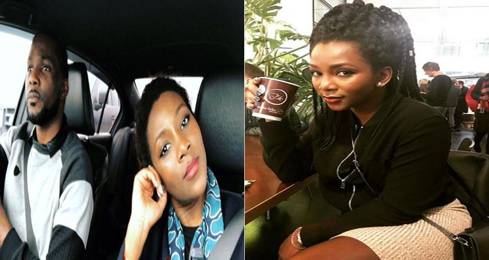 Genevieve Nnaji Shows Off The Man In Her Life (Photos)