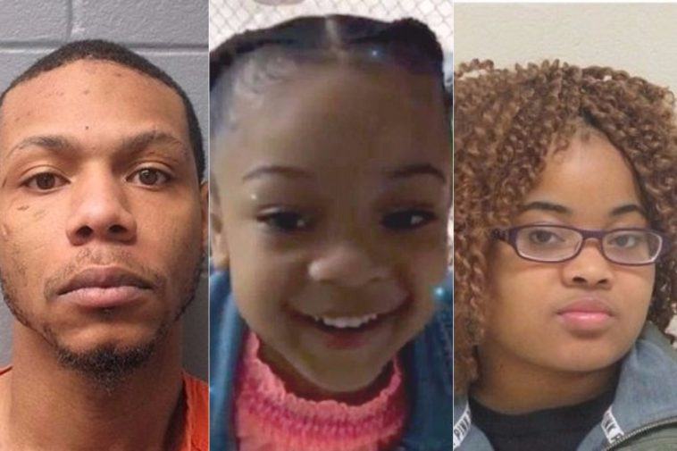 Sad! 4-yr-old Girl Burned Alive and Beaten to Death by Her Mother and Boyfriend