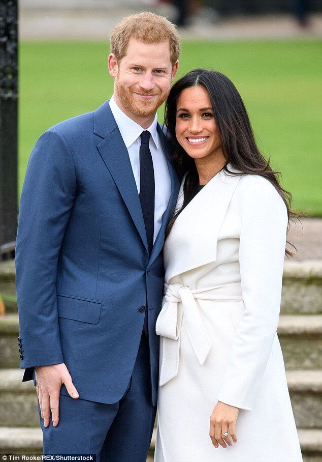Will You Invite Your Ex To Your Wedding?..Prince Harry Just Did.