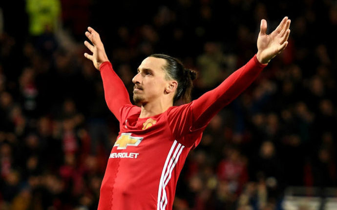 I'm Not The King, I'm God – Zlatan Ibrahimovic