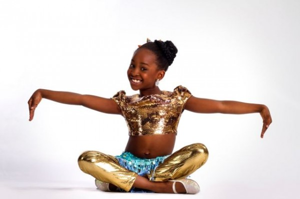 See What Little Amarachi Looks Like Now, 6 Years After Winning Nigeria's Got Talent
