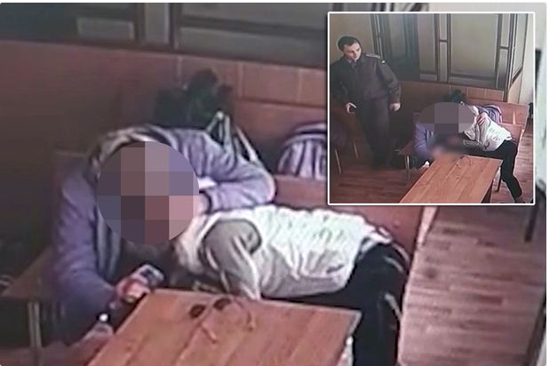 Woman Caught Performing Sex Act On Defendant In Court As Official Looked On (Photos)