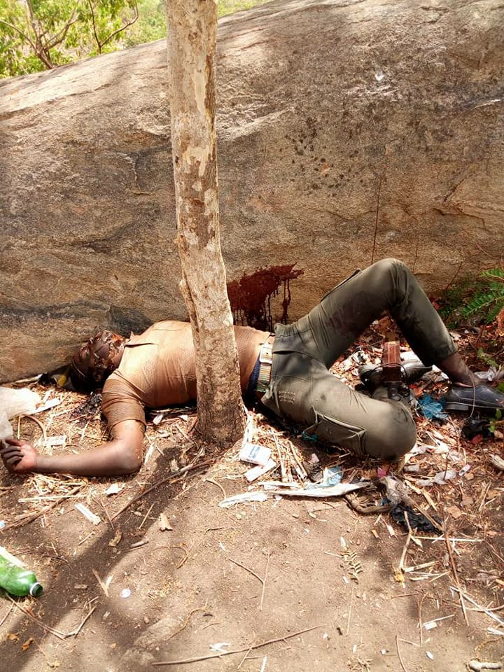 How Bandit Leader Was Killed Along With His Commanders By His Deputy (Photos)