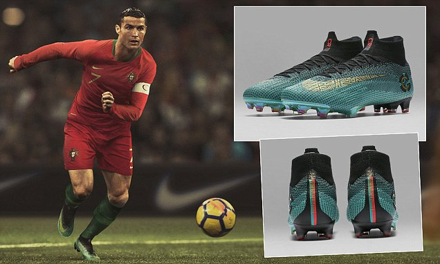 Bring on the World! Nike Unveil New Cristiano Ronaldo Boots for the 2018 FIFA World Cup (Photos)
