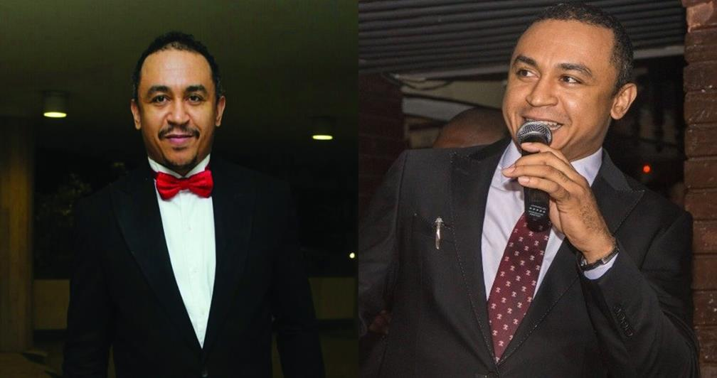 Daddy Freeze Unveils The Official Logo For His Online Church
