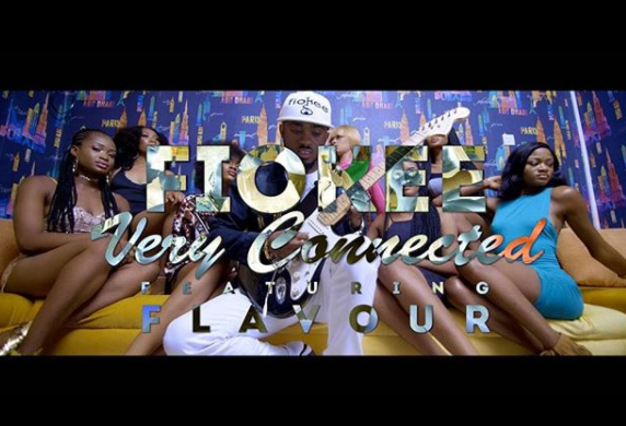 MUSIC: Fiokee ft. Flavour – Very Connected (Prod. by Masterkraft)