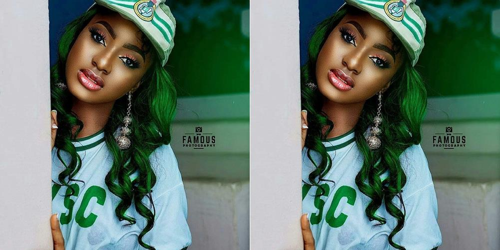 Pretty Corper Shares Raunchy Photo That Has Tongues Wagging