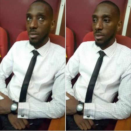 Nigerian Man Who Allegedly Defrauded Foreigner Of N8.8million Lands In EFCC's Hot Soup (Photo)