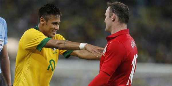Neymar and Rooney: Who is Richer? (See Their Net Worth)