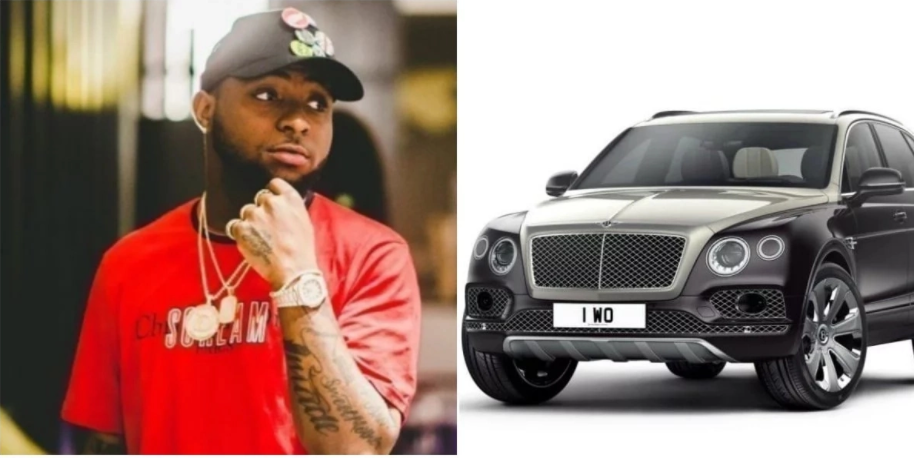 See Luxurious Davido's Cars in 2018 That Worth Billions Of Naira (Photos)