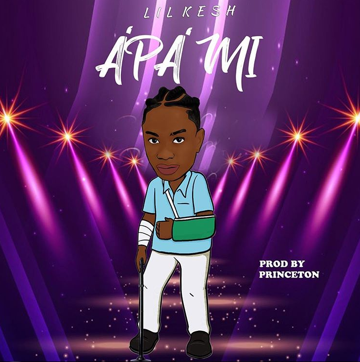 LIL KESH – APAMI MP3 DOWNLOAD