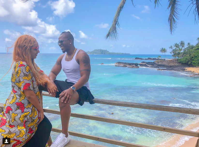 Romantic! Actress Juliet Ibrahim Celebrates Her Birthday With Boyfriend, See Where They Were Spotted (Photos)