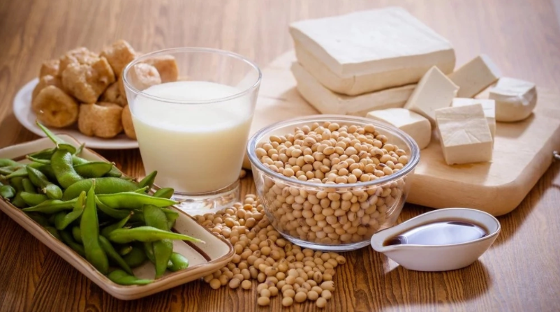 The Reasons Why You Should Eat Soya Beans Products