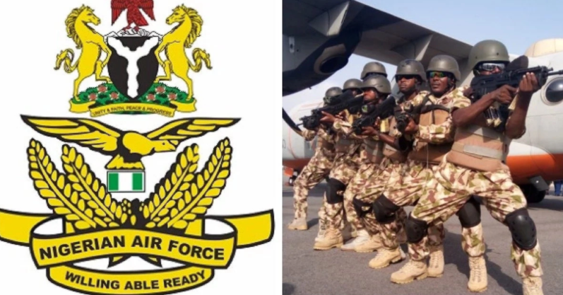 What is Nigerian Air Force Monthly Salary? (See Details)