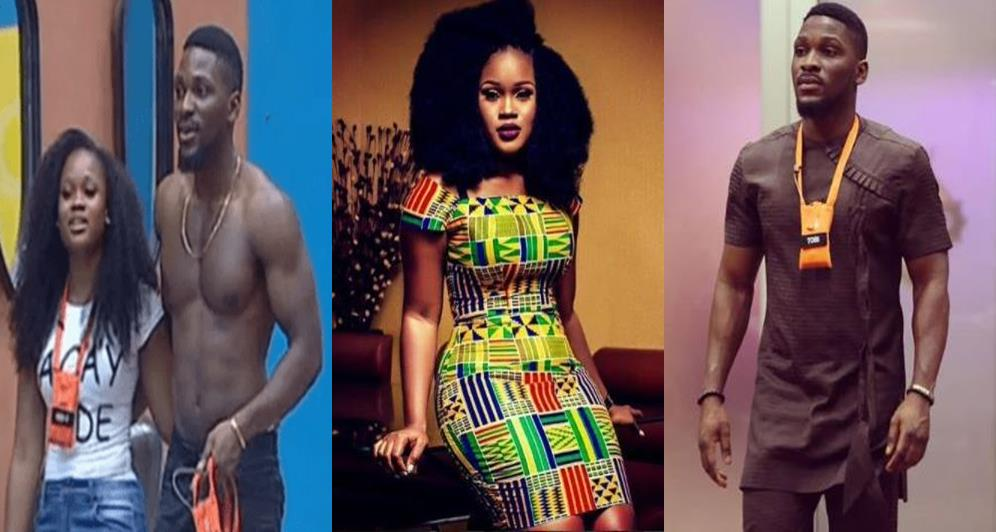 #BBNaija 2018: Tobi, Cee-c 'fight' again after Saturday Night Party
