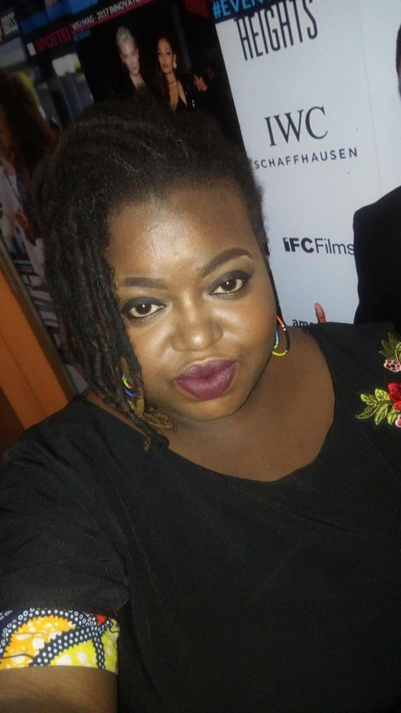 Very fat Nigerian lady declares search for a regular $ex partner on twitter (Photos)
