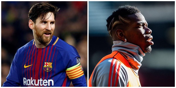 Lionel Messi Names the Only Premier League Star he Wants Barcelona to Sign, and he is from Manchester United