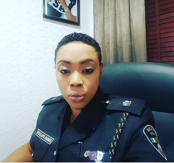 Exquisite Photos of Lagos Police PRO Will Blow Your Mind Away