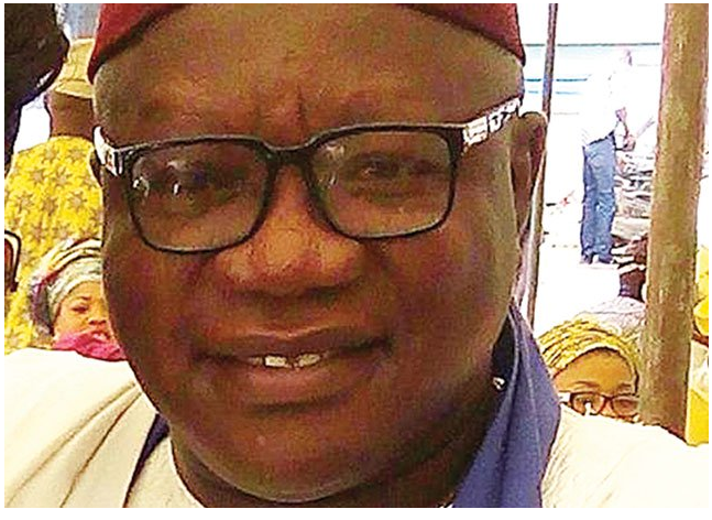 Ex-Lagos Council Chief Collapses And Dies After Eating In A Restaurant (Photos)