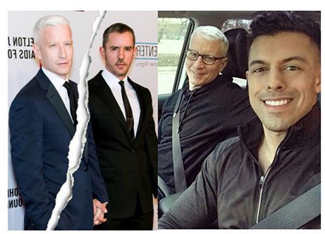 CNN anchor, Cooper, splits from his boyfriend of 9 years, for a younger doctor
