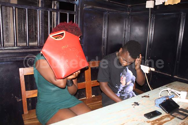 Man And His Lover Arrested By Police After They Were Caught Having $ex In A Car (Photos)