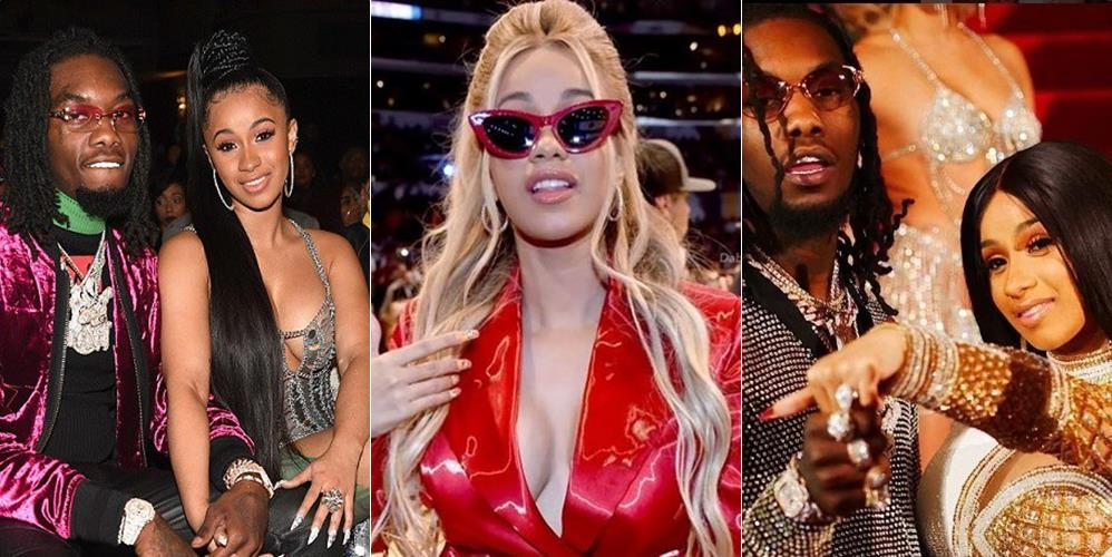 Another $ex Tape of Cardi B's Fiance Offset Surfaced Online (Video)